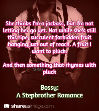 Bossy teaser